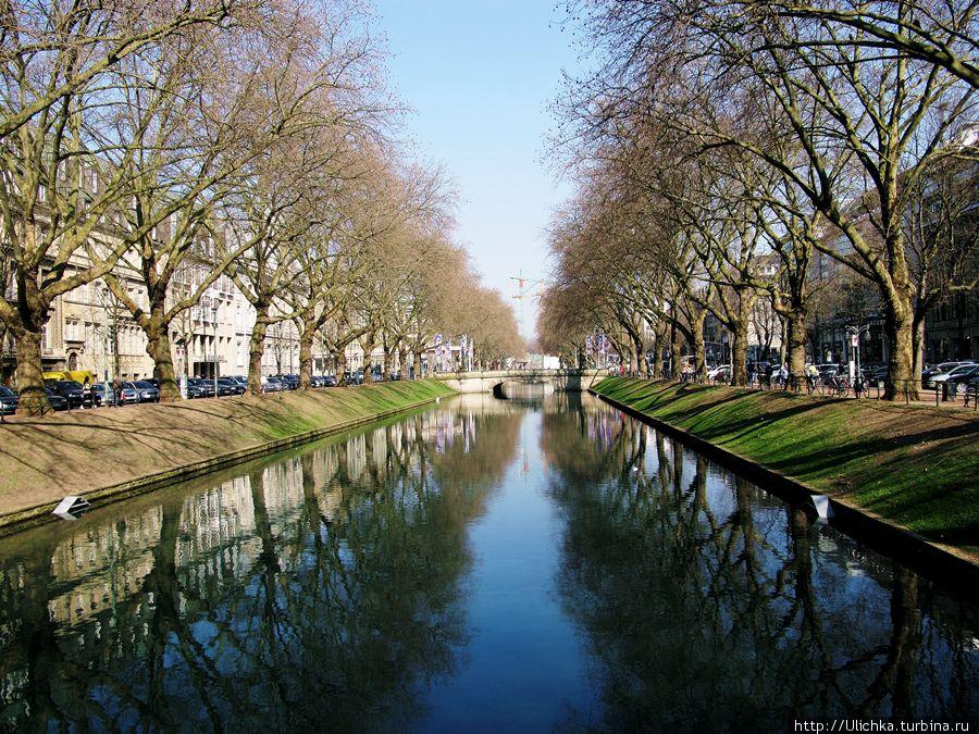 Река Дюссель