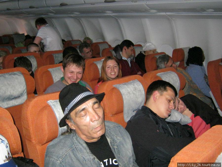 Кубинцы спят:)