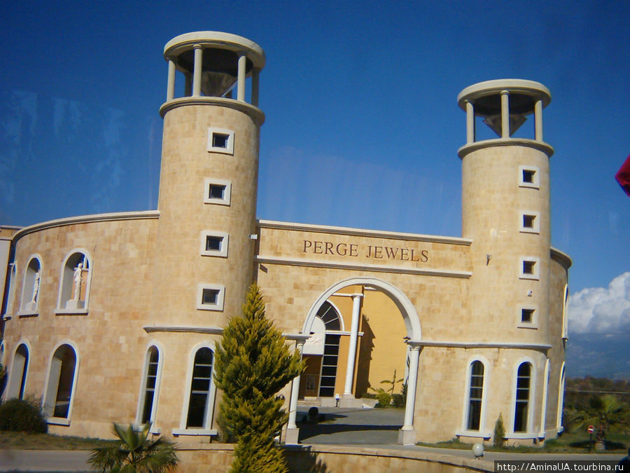 ювелирная фабрика Перге