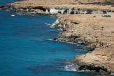 Пещеры недалеко от мыса Греко