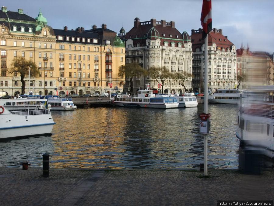 Стокгольм. Декабрь 2011.