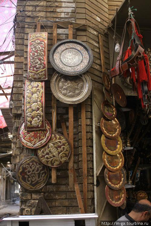 Багдадский рынок ремесленников
