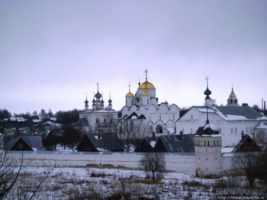 Покровский монастырь в XVI — XVIII веках был местом ссылки знатных женщин — княгинь и цариц