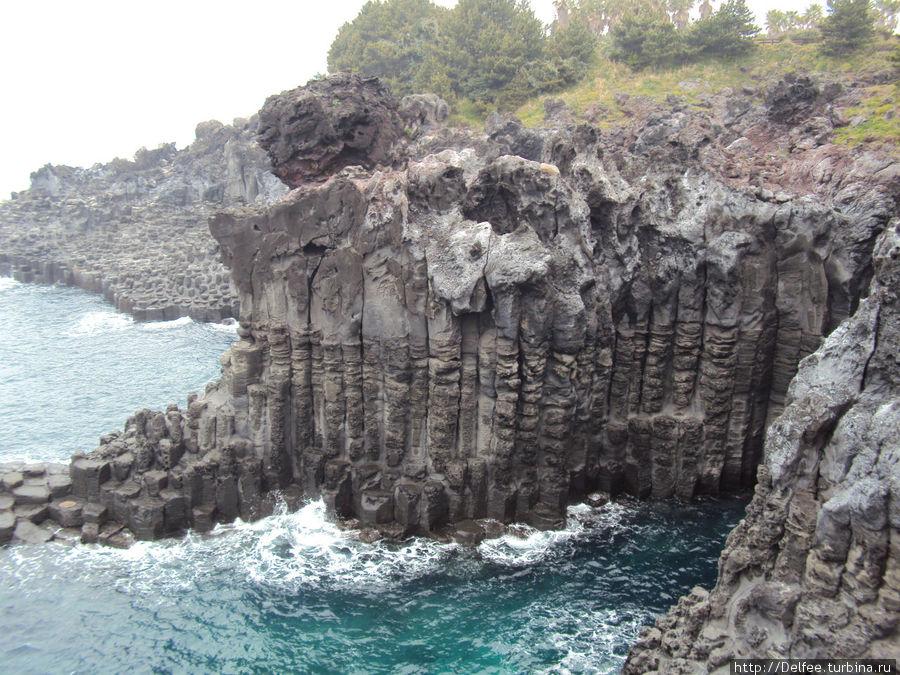 Каменный столбы Чжусангджолли