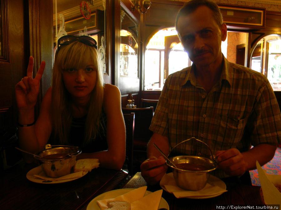 Венгерская кухня — пища огнедышащих драконов Европы :)