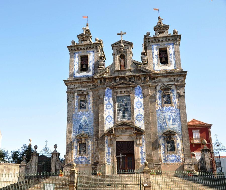 Церковь Санту-Илдефонсу