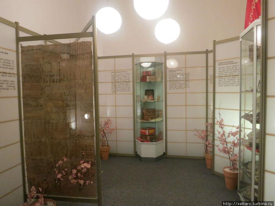 Отделение японской аптеки