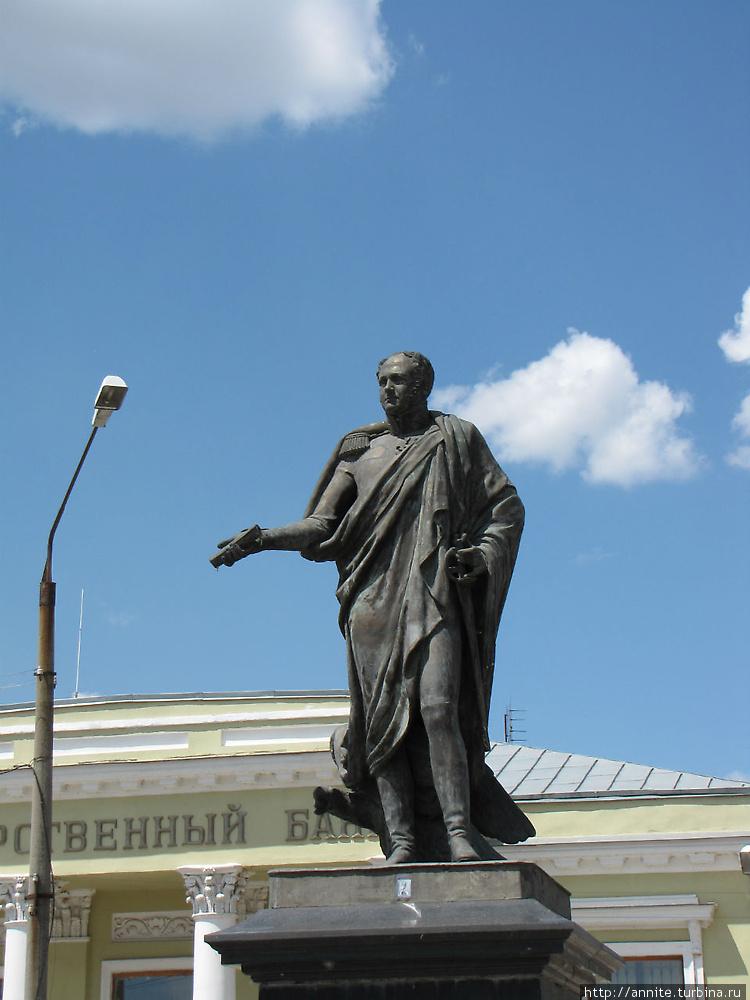 Памятник Александру I на