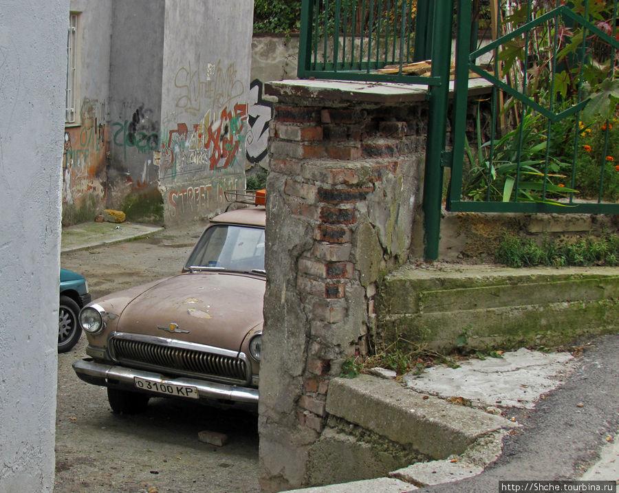 Такая разная Ливадия — дворцовая и не совсем... Ливадия, Россия