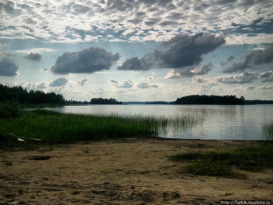 Три дня на острове. Часть 2 Республика Карелия, Россия