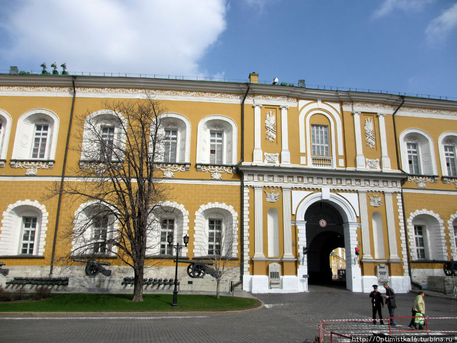 здания в кремле фото