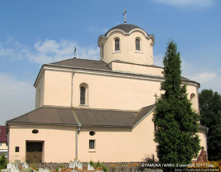 Рождественская церковь в Галиче.