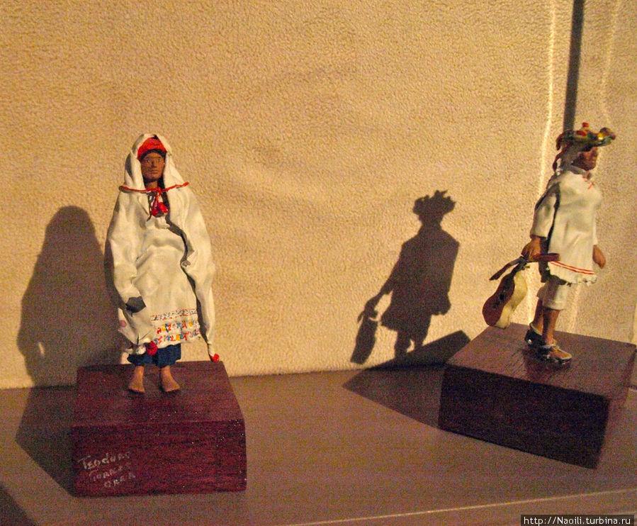 Чиапас женский свадебный и мужской костюм