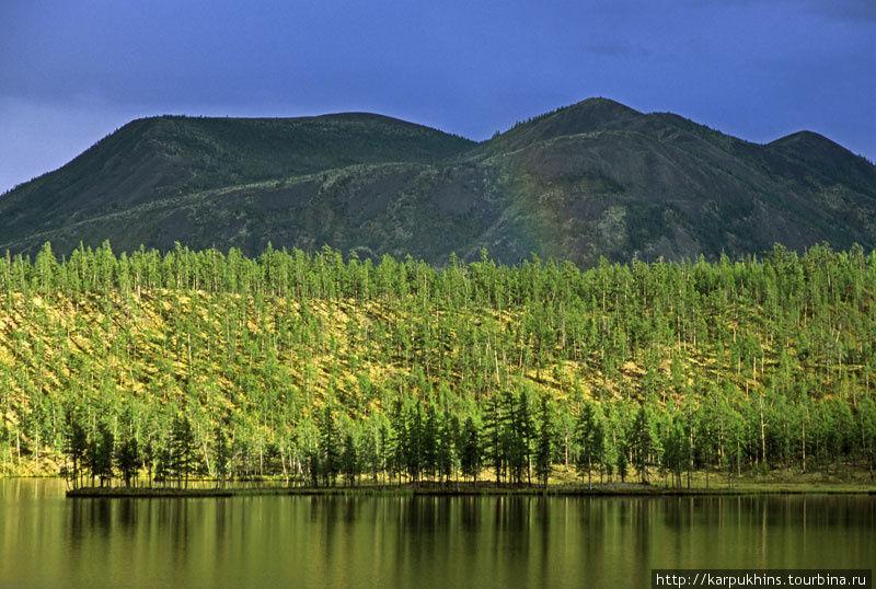 Четвёртое озеро, где очень ловятся щуки.
