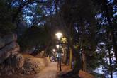 Любимое место для вечерней прогулки от Свети-Стефана и до пляжа Короля.
