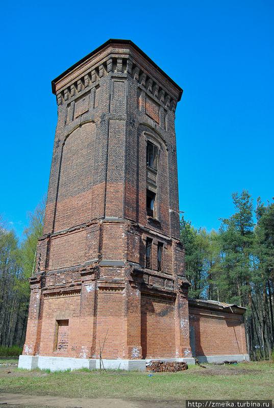 Старая водонапорная башня