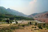 Дорога из Ташкента в Ферганскую долину