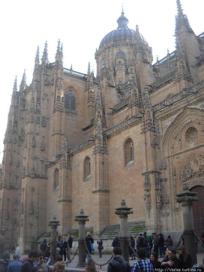 Фасад Нового собора
