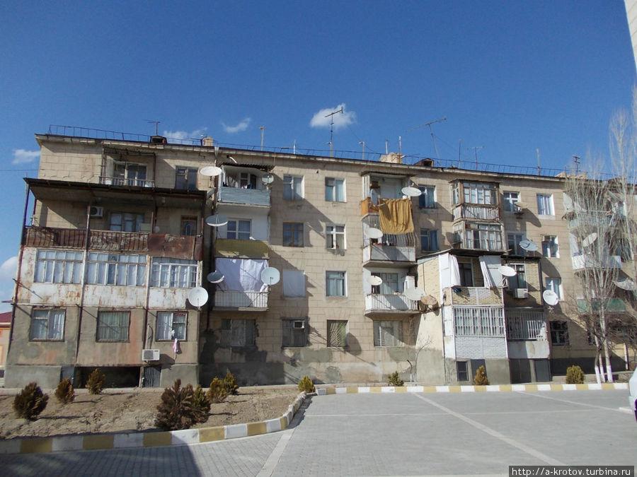 Город балконов - нахичевань (30 фото).