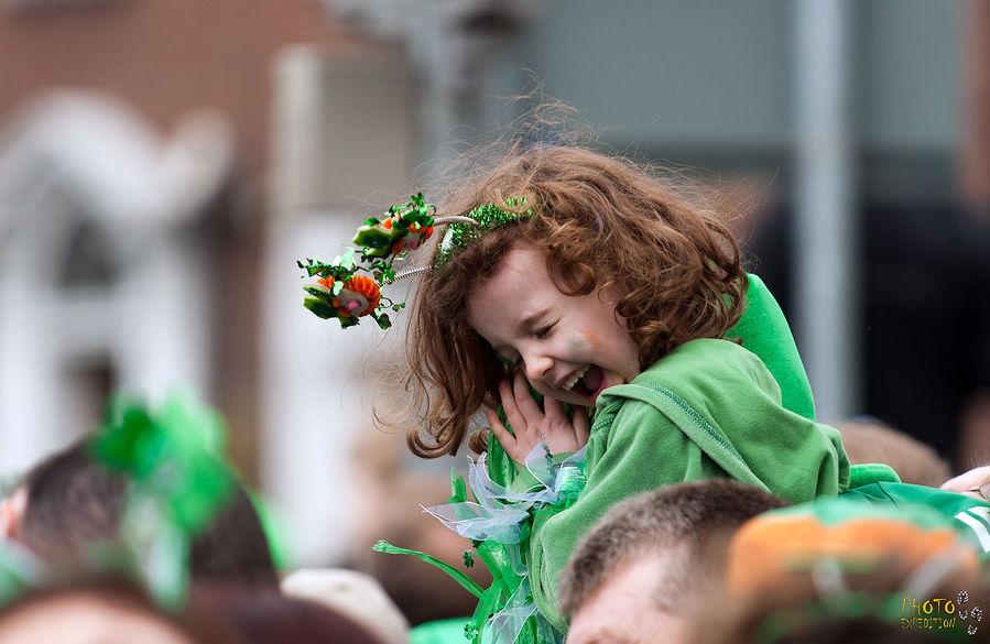 Парад Патрика 2012 в Дублине. Как это было Дублин, Ирландия