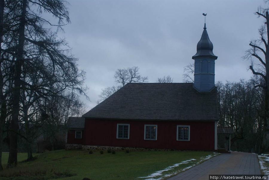 Турайдская церковь