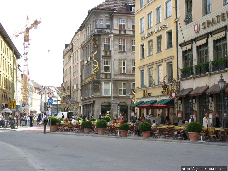 Центральный ресторан Шпат