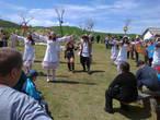 Древнерусские танцы