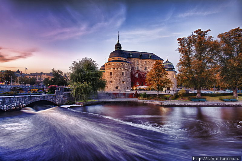 Эребру Скене, Швеция