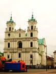 монастырь иезуитов: костел св. Франциска Ксаверия (фарный) 1678—1703 гг.