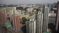 2. Пхеньян из отеля