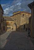городские ворота и тюрьма (уже изнутри)