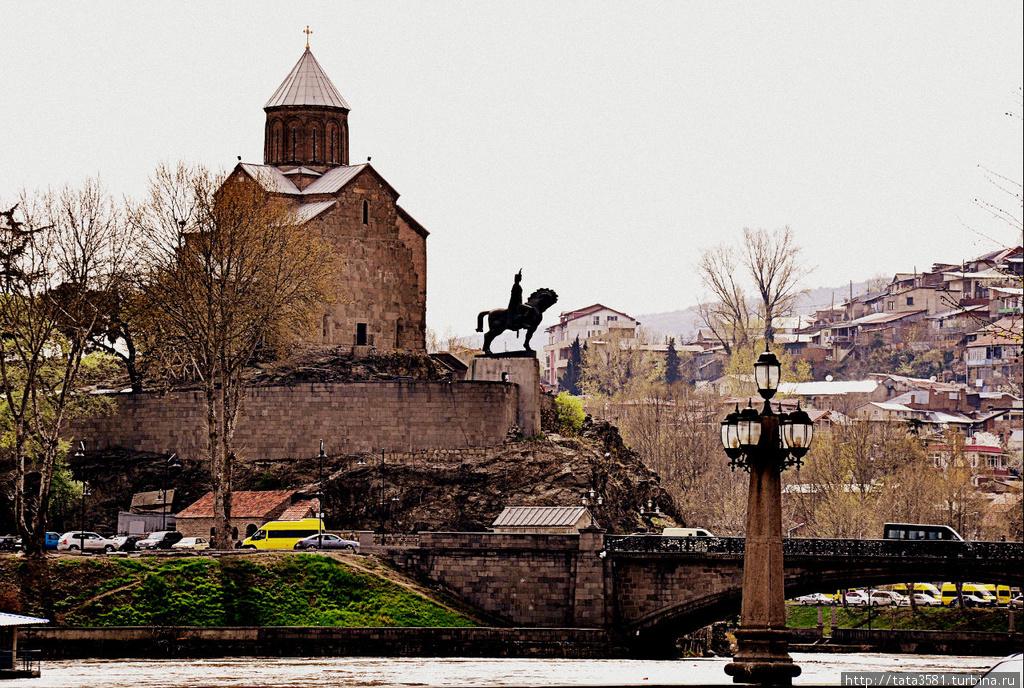 Знакомство города тбилиси