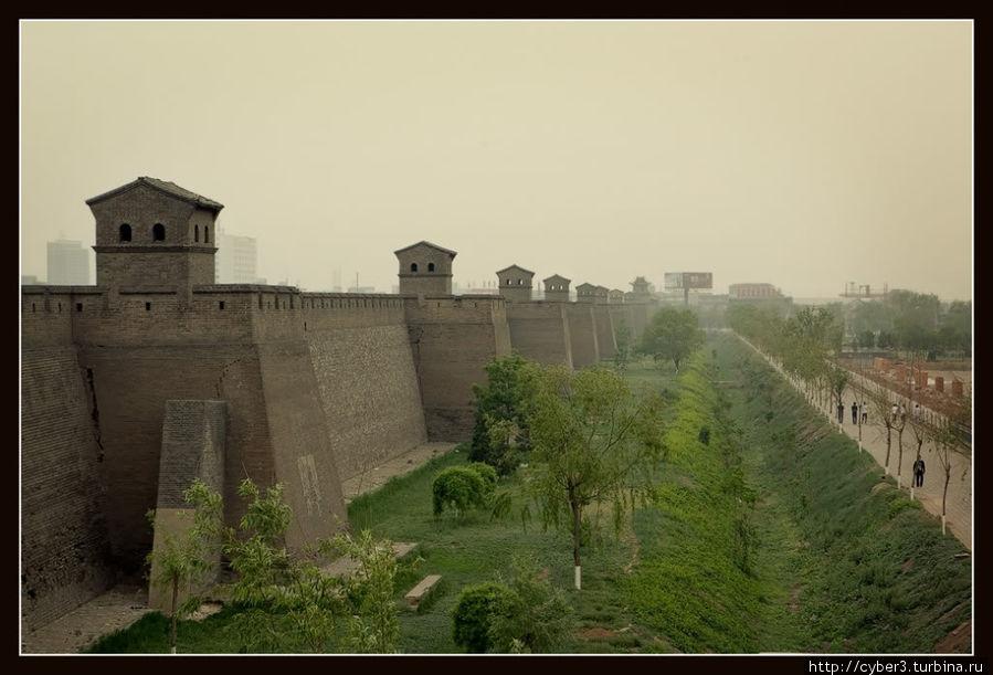 Старый город Пинъяо, Китай