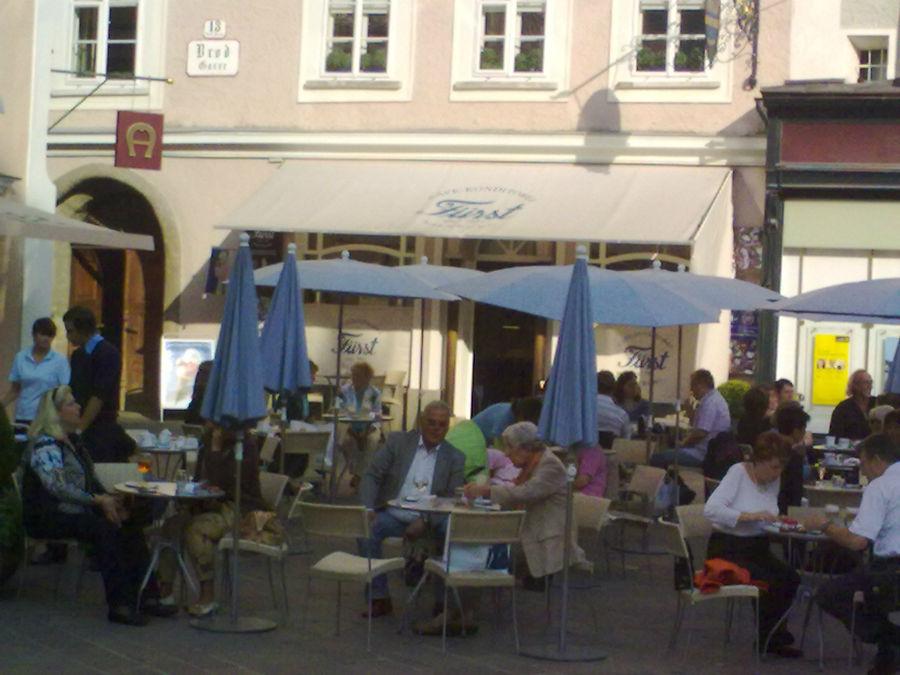 кафе-кондитерская Fürst