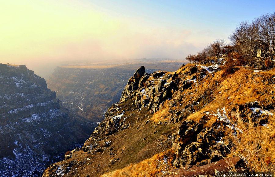 Монастырь Сагмосаванк Аштарак, Армения