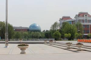 Городок Цзилиньского университета.