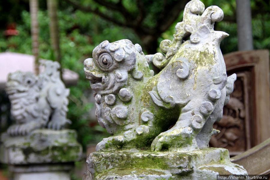 Буддийская пагода винь чан