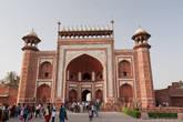 Ворота комплекса Тадж-Махала