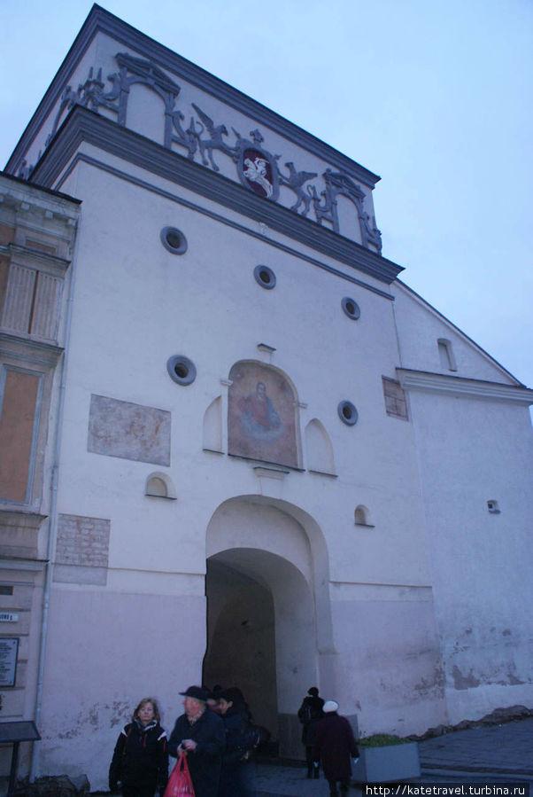 Остробрамские ворота