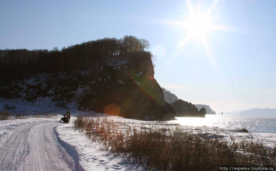 Бухта Петропавловска-камч