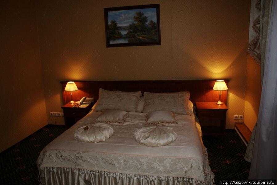 Спальня Президентского номера