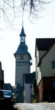 Городская башня.Вид с Нижнего города.