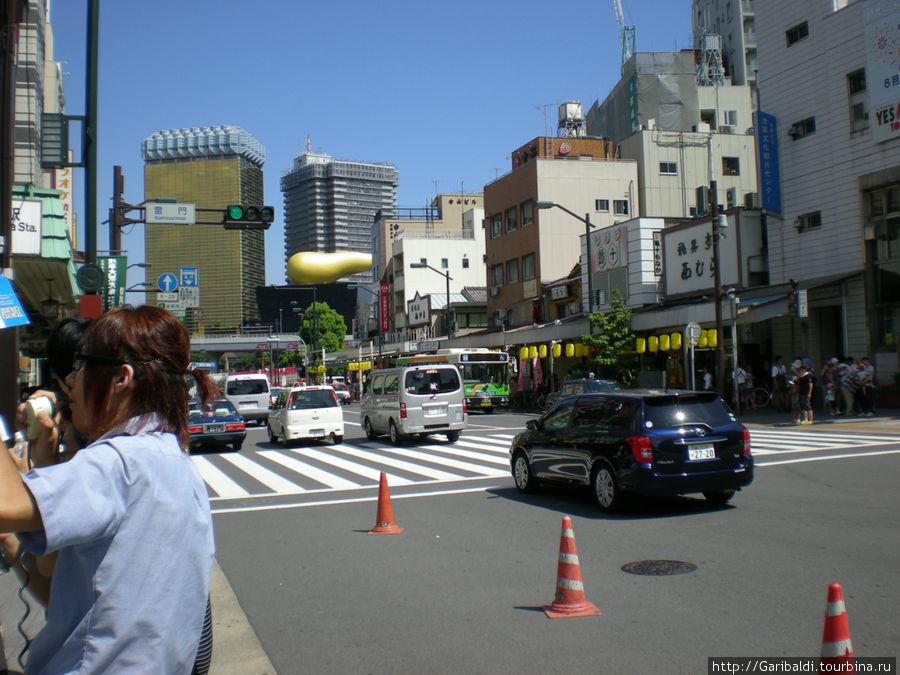 Страна, ввергающая в шок... Токио, Япония