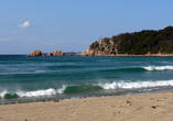Западный пляж