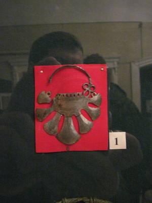 Нависочные украшения женщин-славянок
