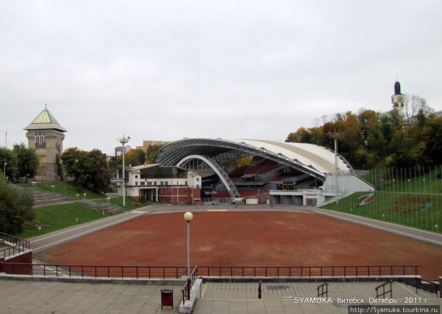 В последние годы известности Витебску добавил международный фестиваль искусств