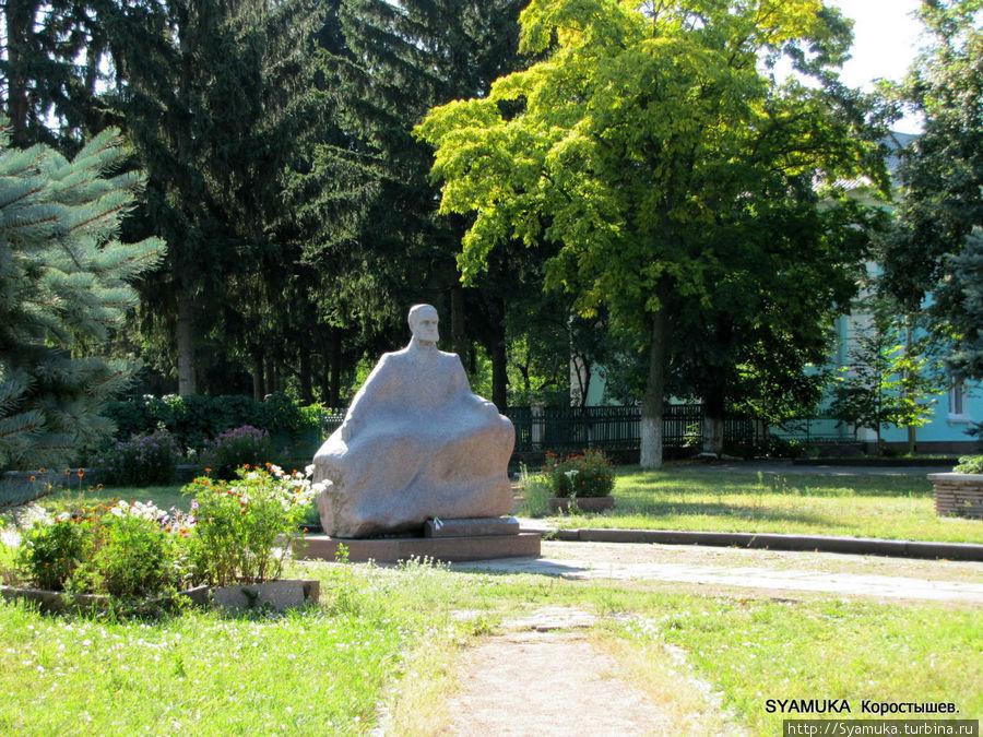 Памятник Густаву Олизару