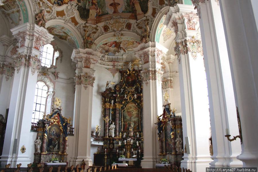 Parte do altar