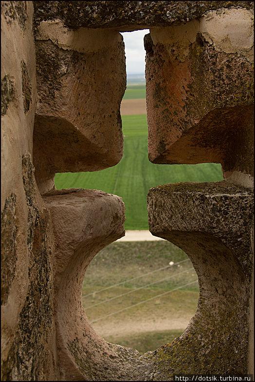 Turegano, замок над городом Турегано, Испания