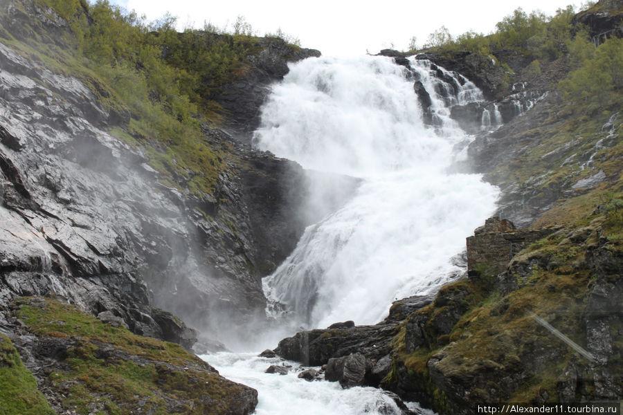 водопад Кьосфоссен